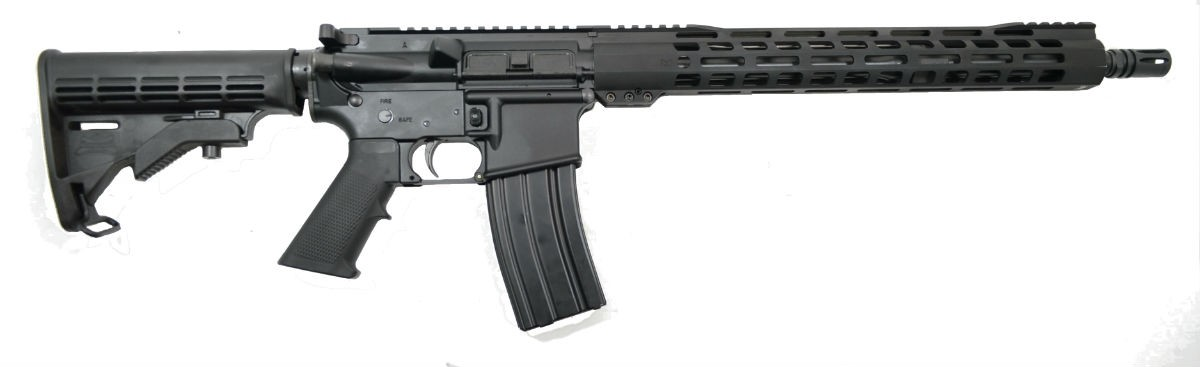 "Palmetto State Armory PA-15 16"" Mid-Length M-LOK Classic Rifle"