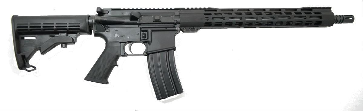 "Palmetto State Armory PA-15 16"" Mid-Length M-LOK Classic Rifle"