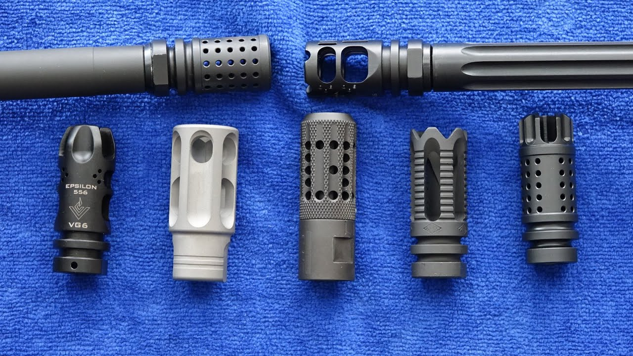 muzzle device group
