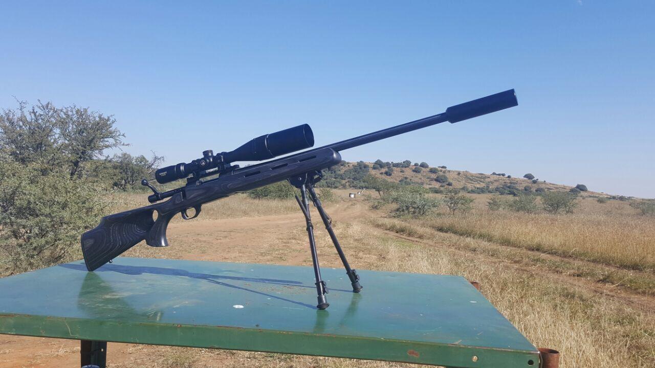 Howa 1500 range
