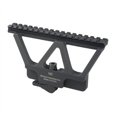 Midwest Industries AK Railed Scope Mount
