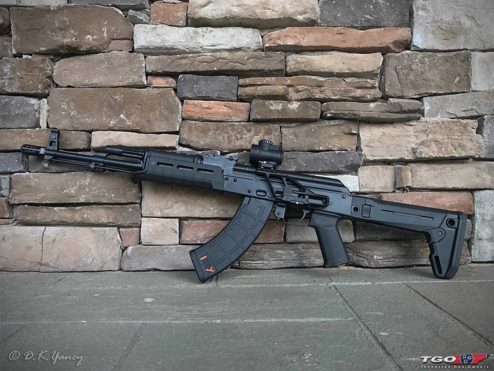 PSA AK-47 Full View TGO