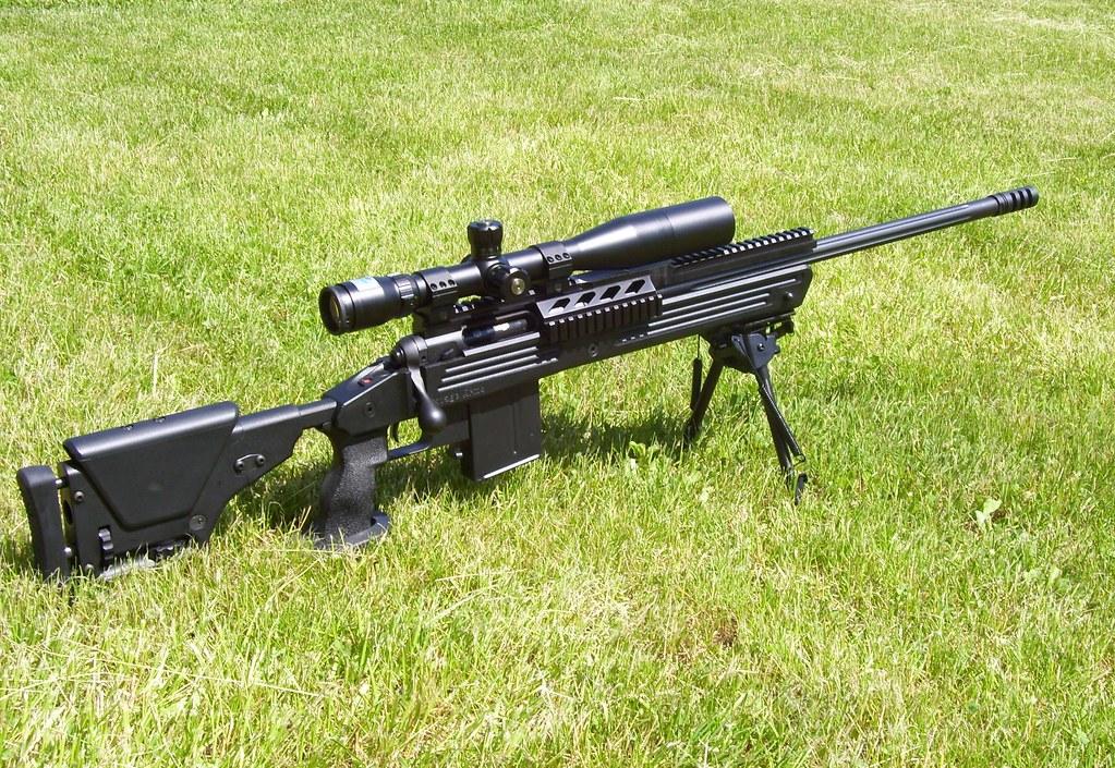 Savage Model 10 BA
