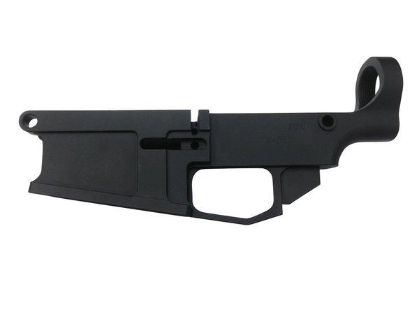 80% Arms Black Anodized Billet 80% AR-10 Lower