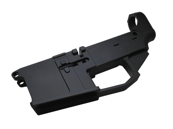 80% Arms Type III Hard Anodized Billet AR-15 80% Receiver