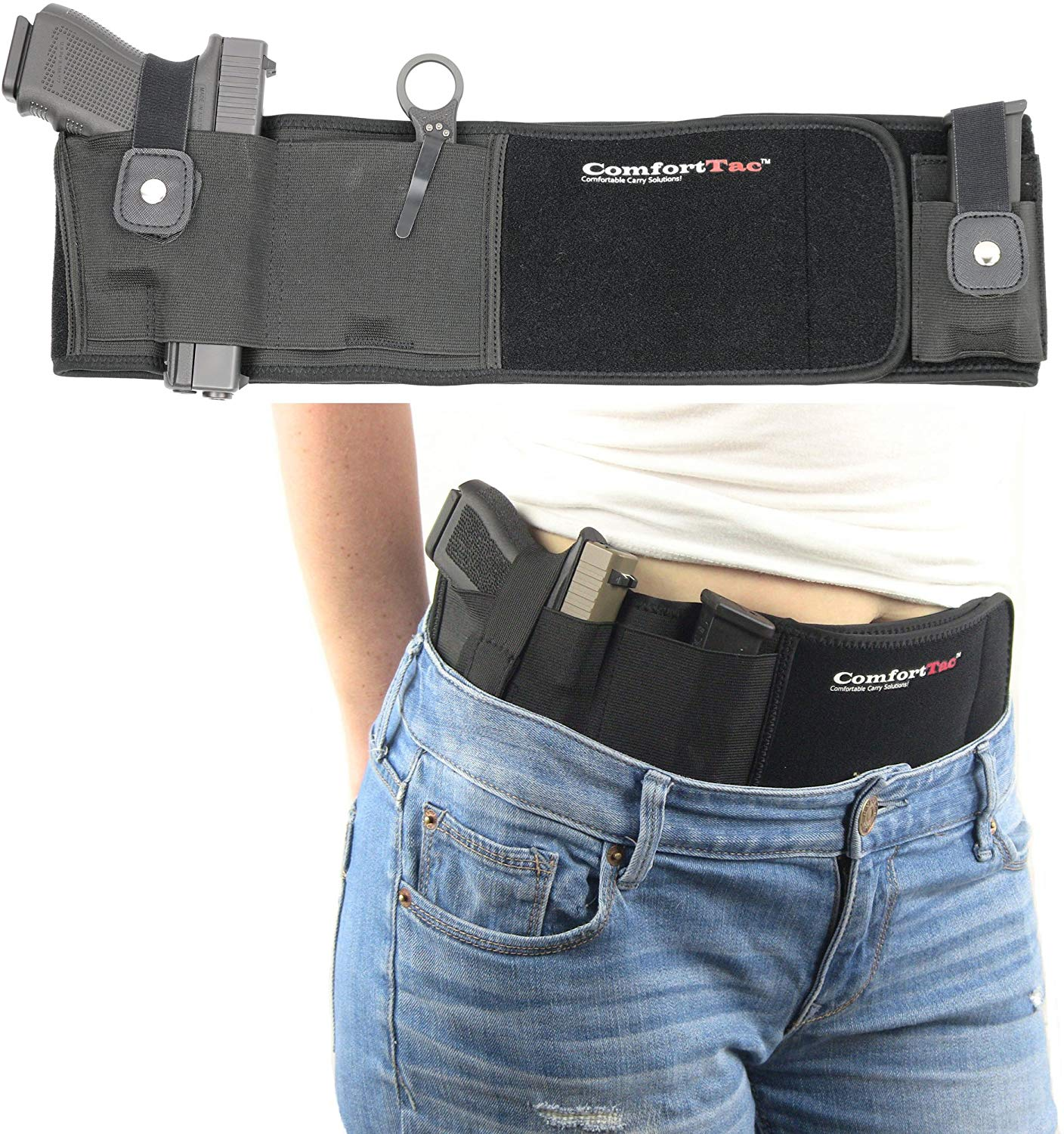 ComfortTac Original Ultimate Belly Band Holster