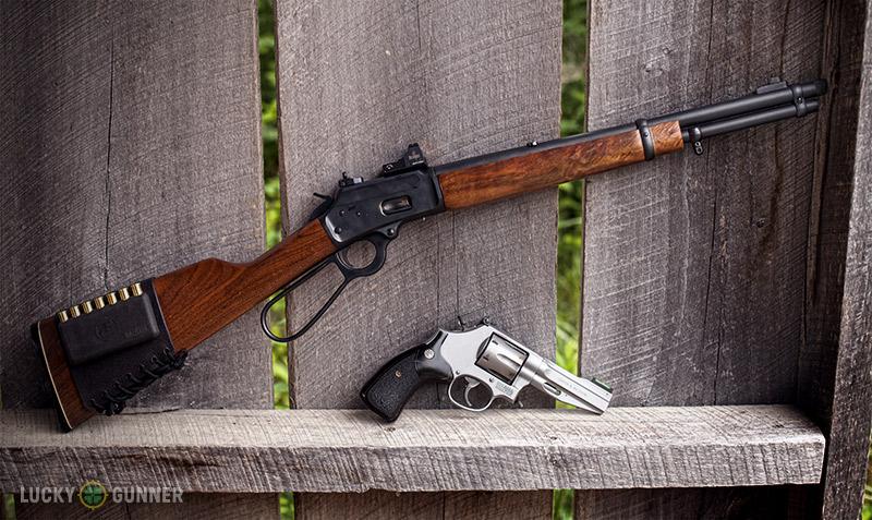 PCC ad Revolver Lucky Gunner