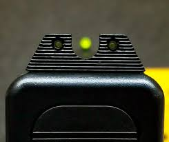 Trijicon HD XR Night Sights down sight