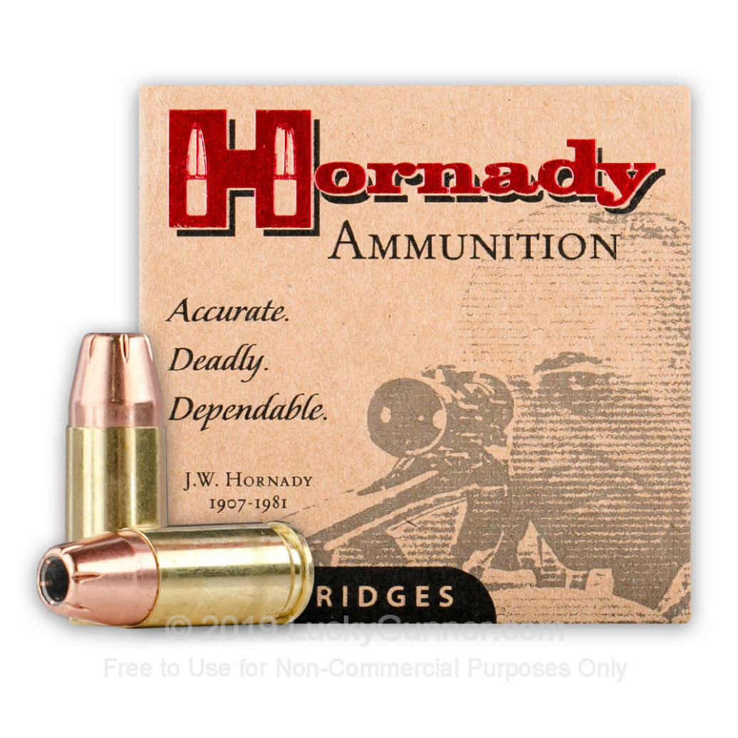 Hornady Critical Defense XTP 147gr 9mm