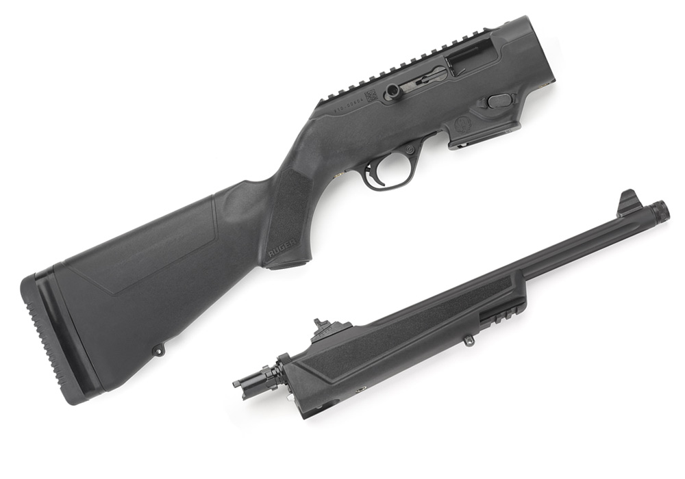 Ruger PCC takedown