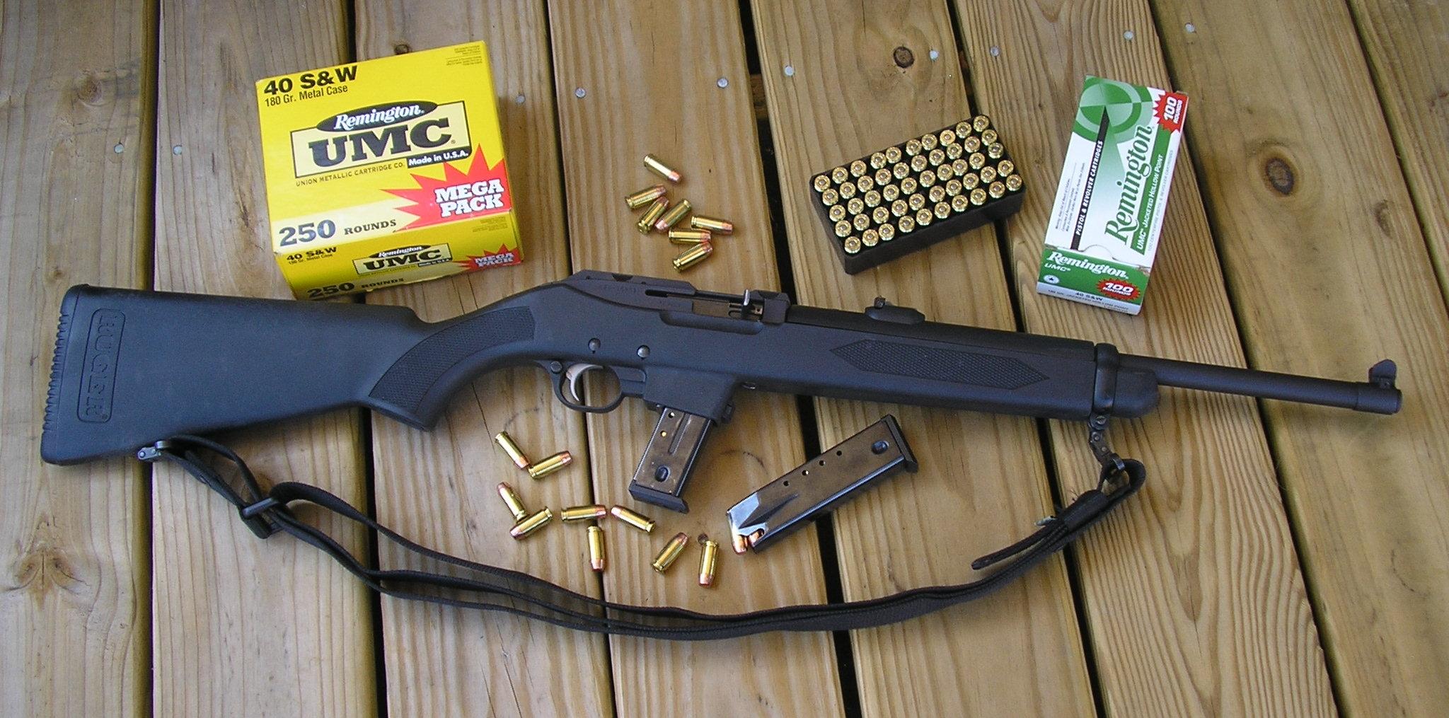 Ruger Police Carbine