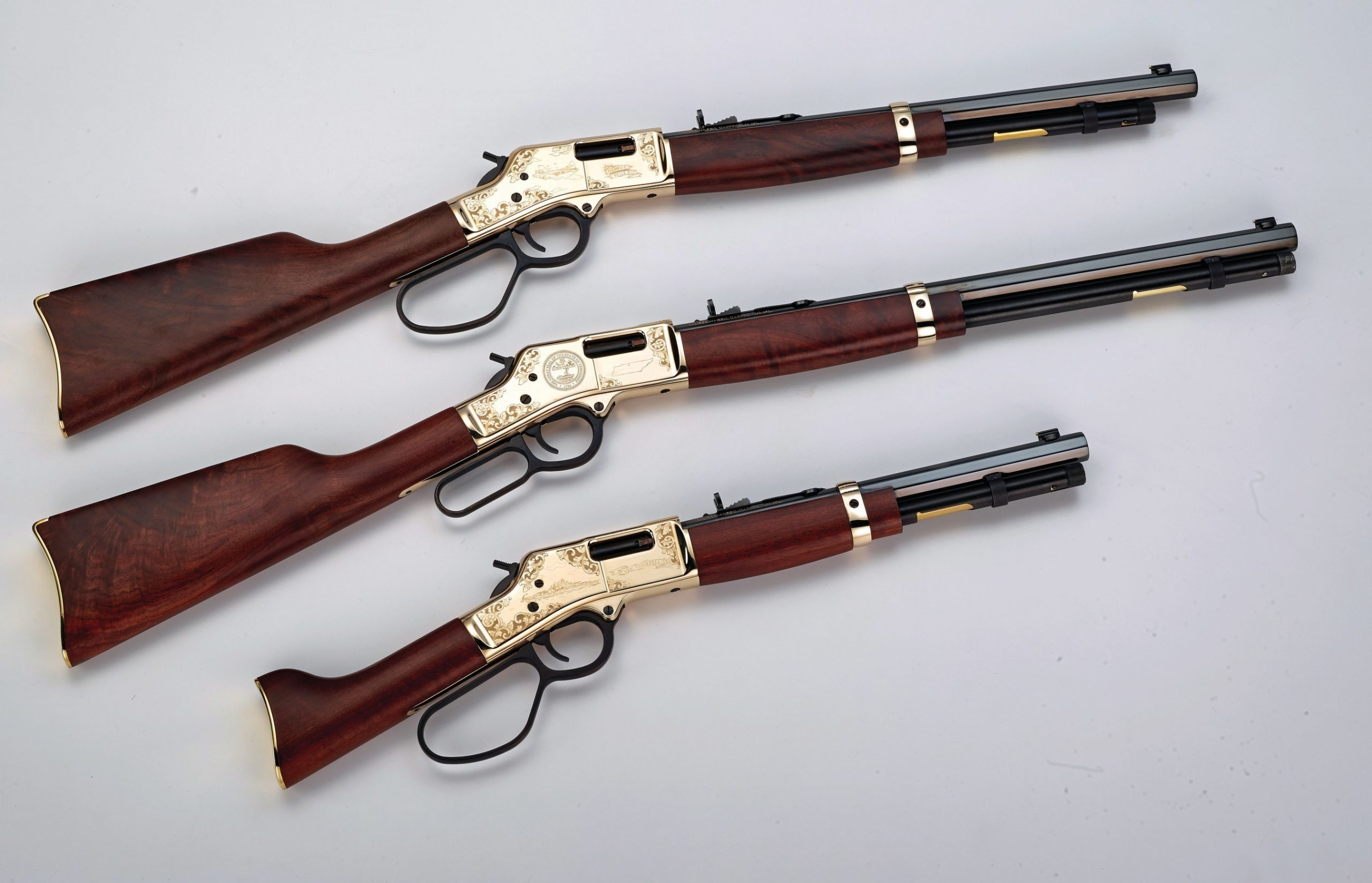 Henry Big Boy Classic, Carbine, and Mare's Leg