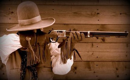 Henry Big Boy Rifle