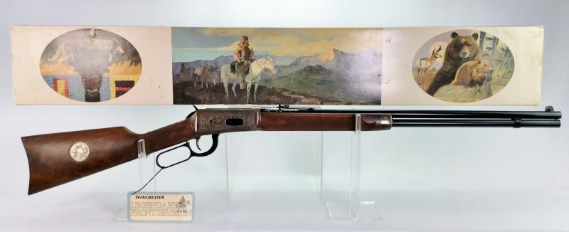 Legendary Frontiersman Edition Winchester Model 1894