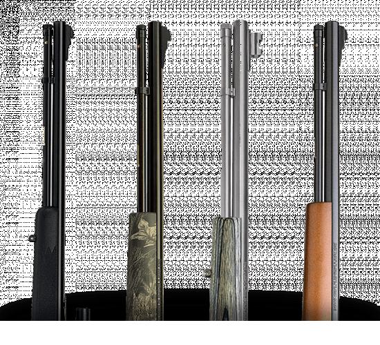Model 60 Muzzles
