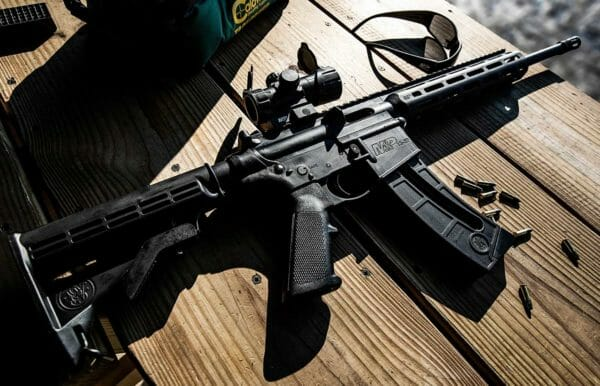 Smith & Wesson M&P 15-22 Sport AmmoLand