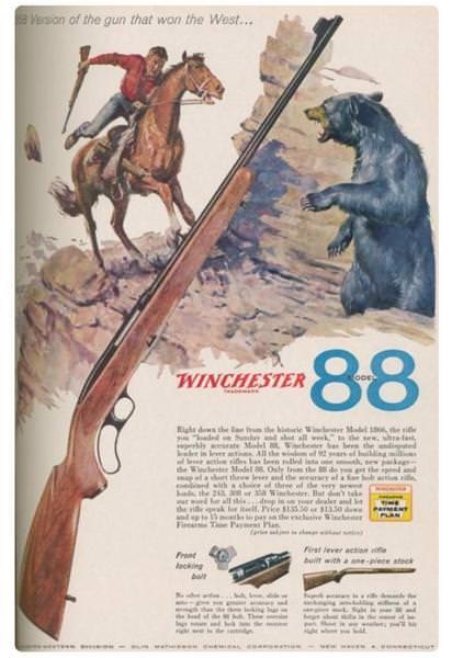 winchester 88 ad