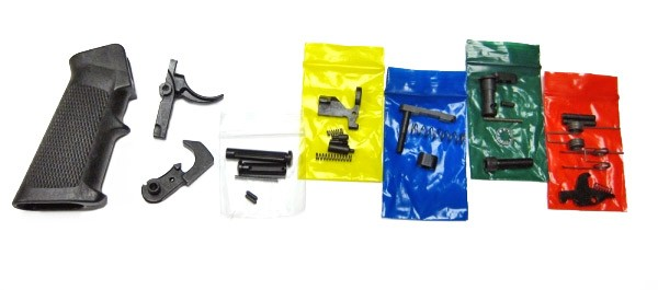 CMMG AR-10 Lower Parts Kit