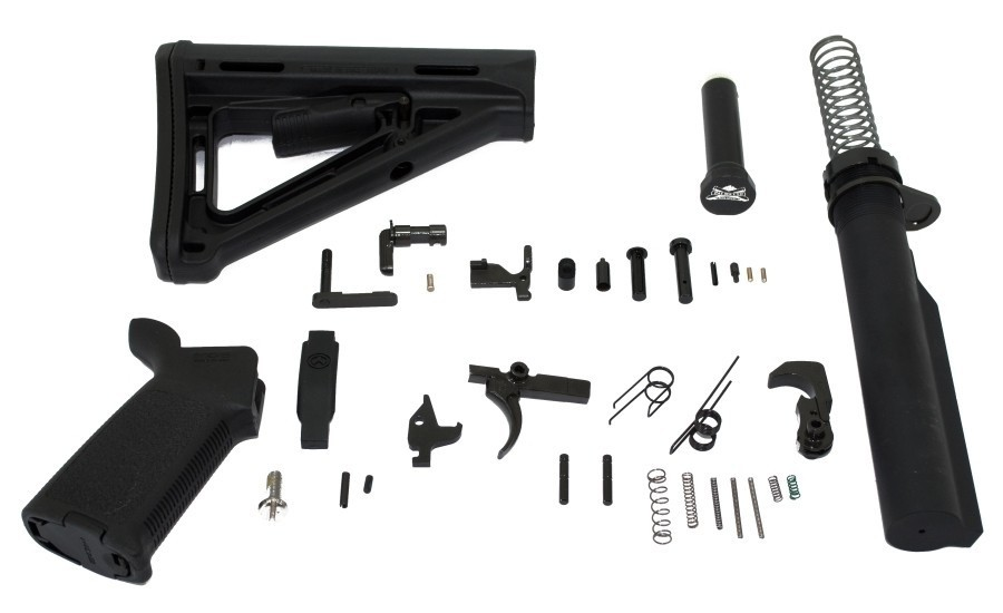 Palmetto State Armory Magpul MOE Lower Build Kit