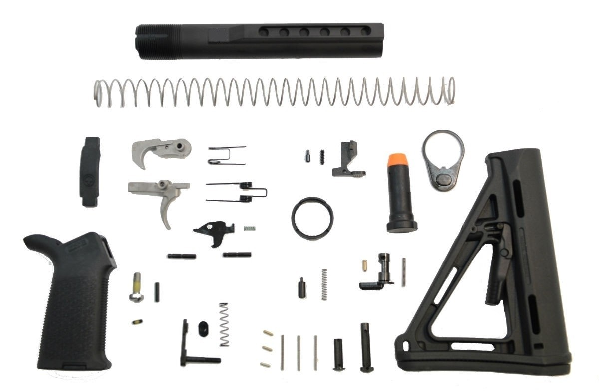 Palmetto State Armory PA10 MOE EPT Lower Build Kit