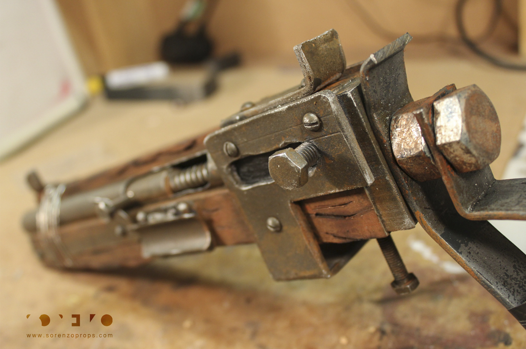 Pipe Pistol