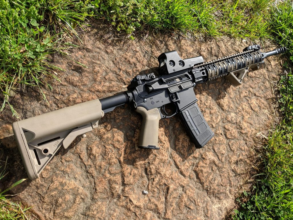 Custom Piston AR-15
