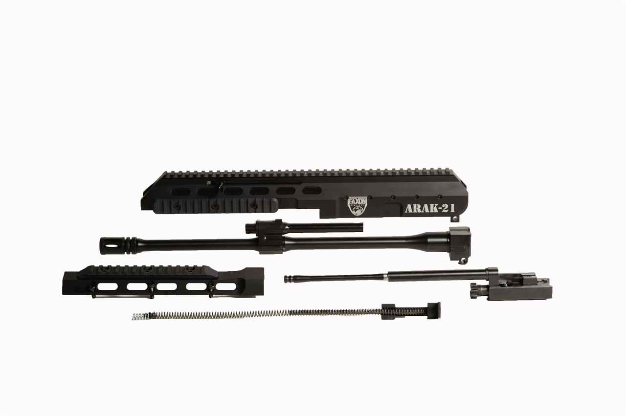 Faxon Firearms ARAK 21 Upper parts