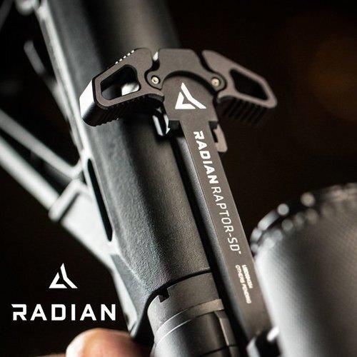 Radian Raptor Closeup