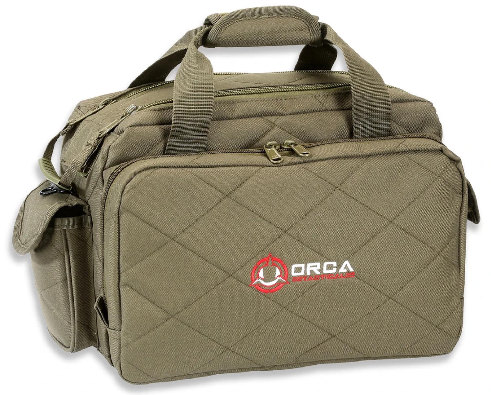 Orca Tactical Shooting Range Duffel Bag