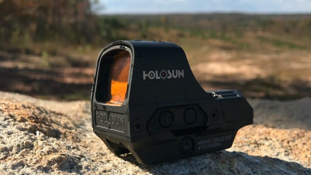Holosun 501c Alabama Arsenal