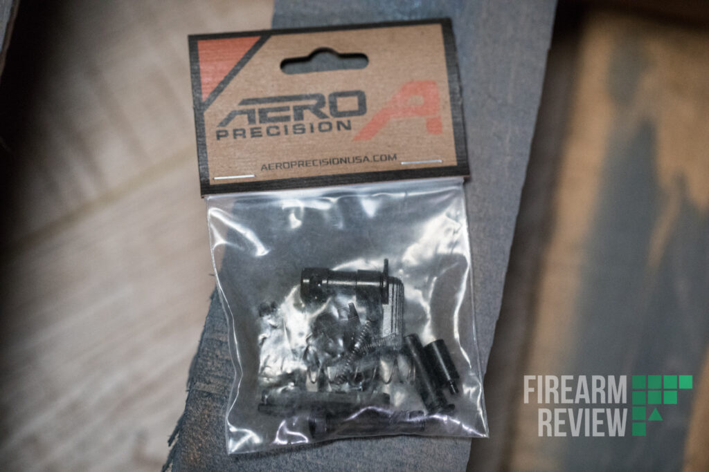 Aero Precision Lower Parts Kit
