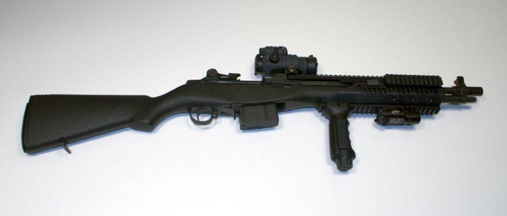 M1A SOCOM II