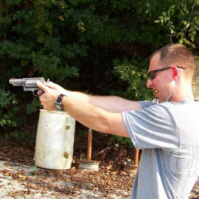 Shooting the Taurus Judge Cheaper than Dirt