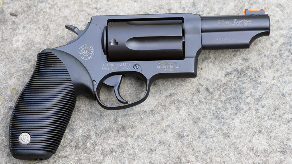 Taurus Judge right side view