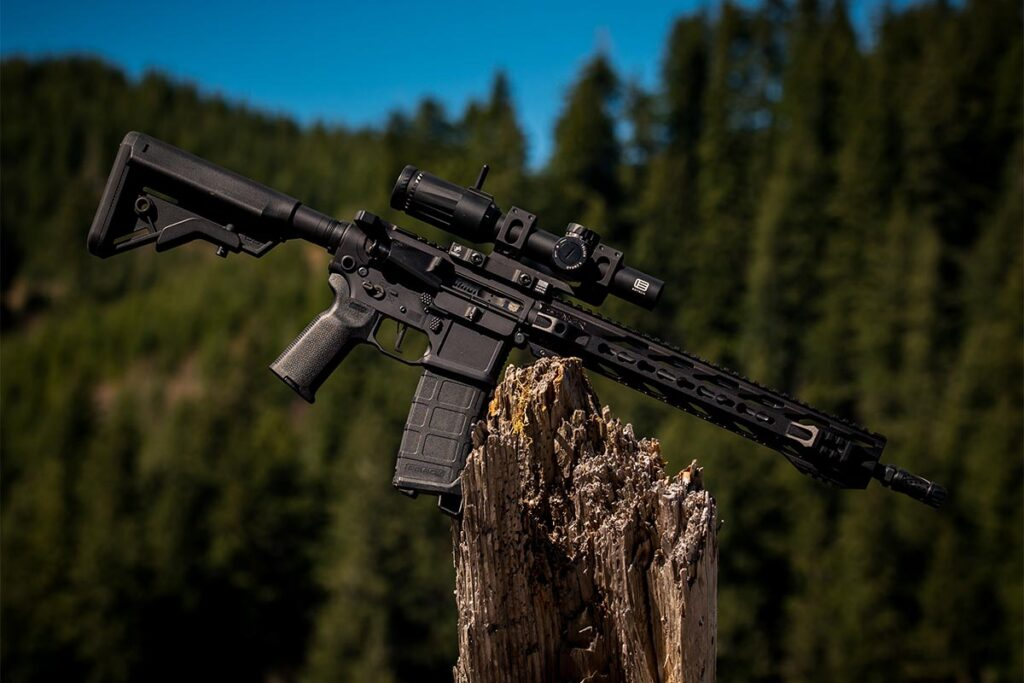 300 Blackout does well in short barrels, making it popular for carbines and SBRs