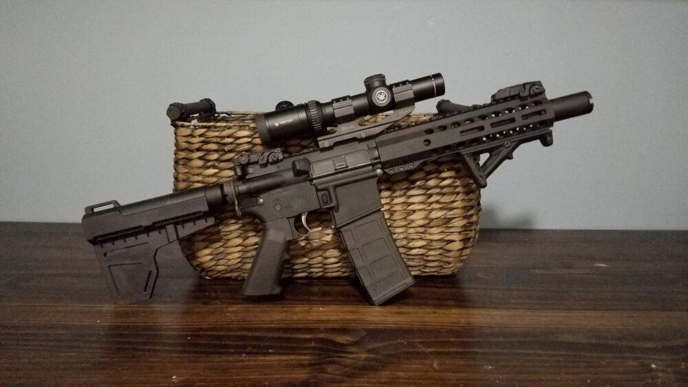 PSA .300 BLK 8.5in SBR