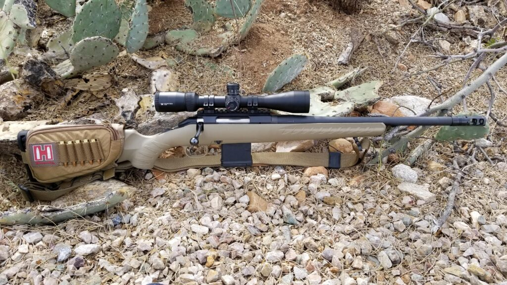 Ruger American Ranch Rifle in .300 BLK